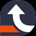 Navigation GPS Motorhome icon
