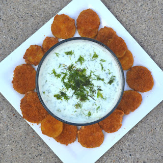 Dill Pickle Yogurt Sauce Recipes