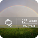 National Weather Forecast services & Radar channel icon