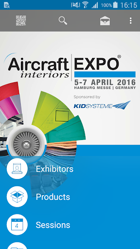 Aircraft Interiors Expo 2016