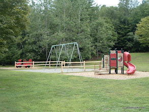 Photo: Play ground on B side of Little River State Park