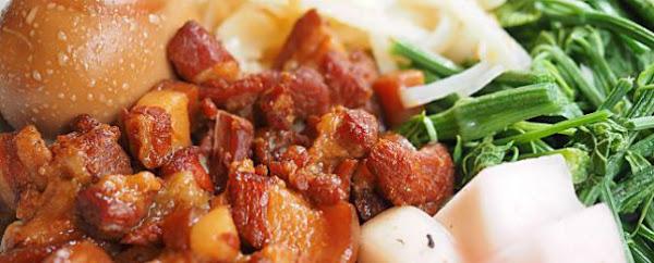 狄咖滷肉飯專賣店 東區第一好吃的滷肉飯