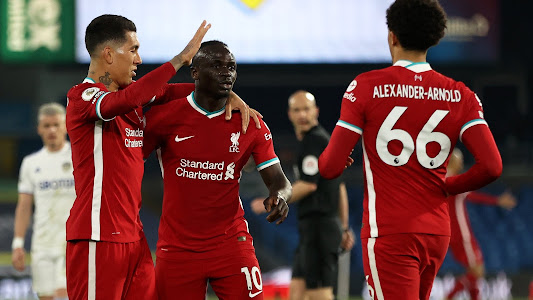 Tragis, Kemenangan Liverpool Dihancurkan Leeds United - VIVA