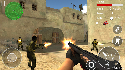 Counter Terrorist Shoot for PC