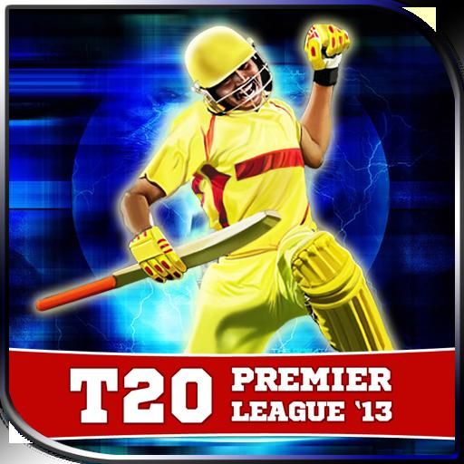 T20 Premier League Game 2013