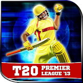 T20 Premier League Game 2013
