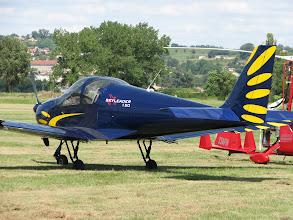 Photo: Skyleader 150 de Thierry Lacassagne, le jaune vu quelques photos avant ( la 9 ) en est le négatif