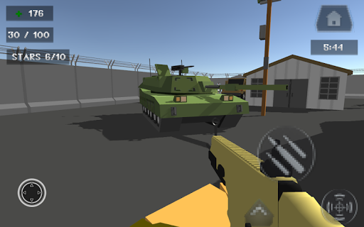 Pixel Smashy War - Gun Craft 1.0126 de.gamequotes.net 4
