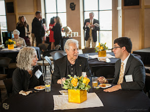 Photo: Ian Solow-Niederman, Barry and Sue Baer Jewish Studies Endowed Scholarship