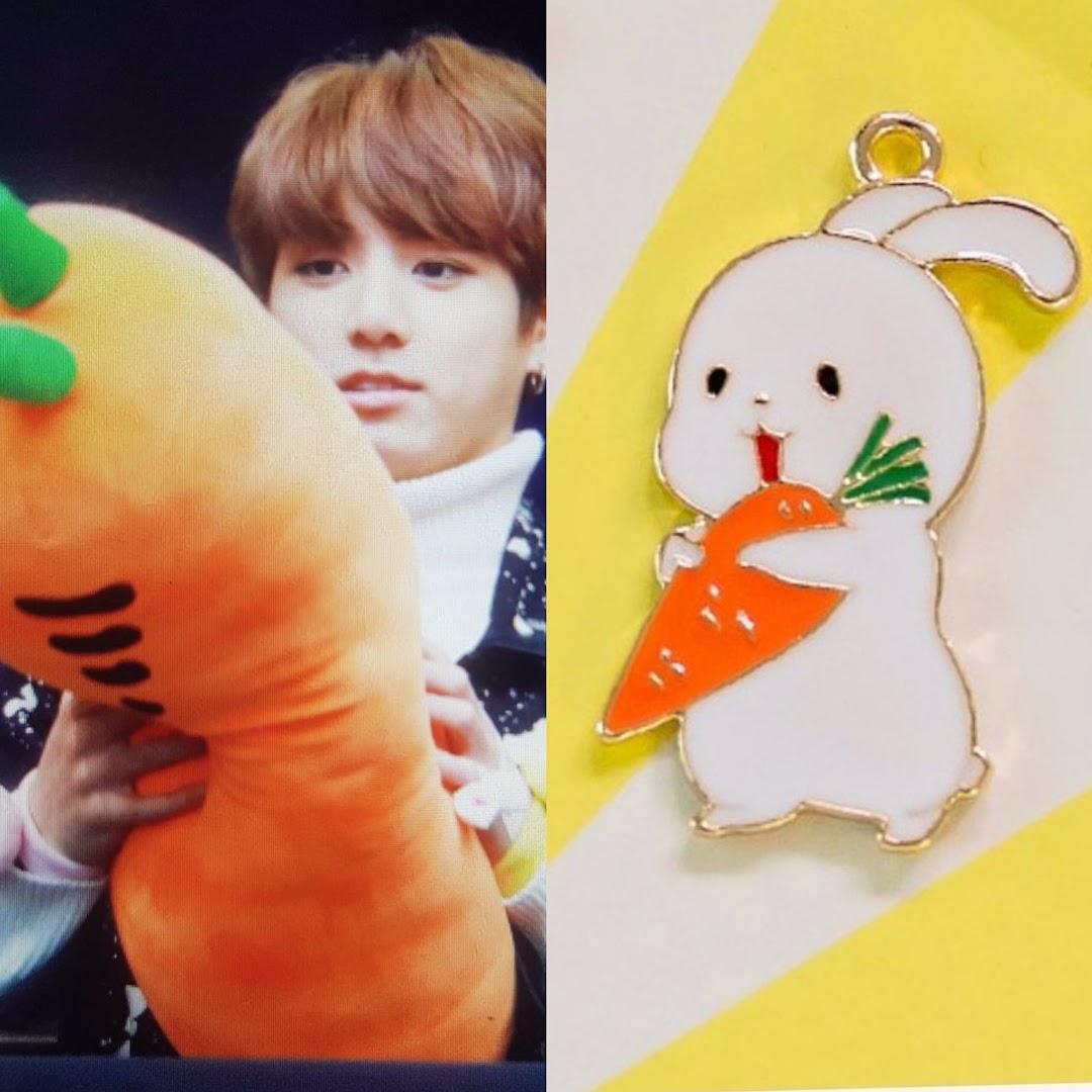 Jungkook as Bunny