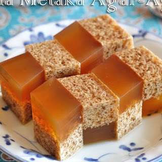 Gula Melaka (Palm Sugar) Agar-Agar 椰糖燕菜