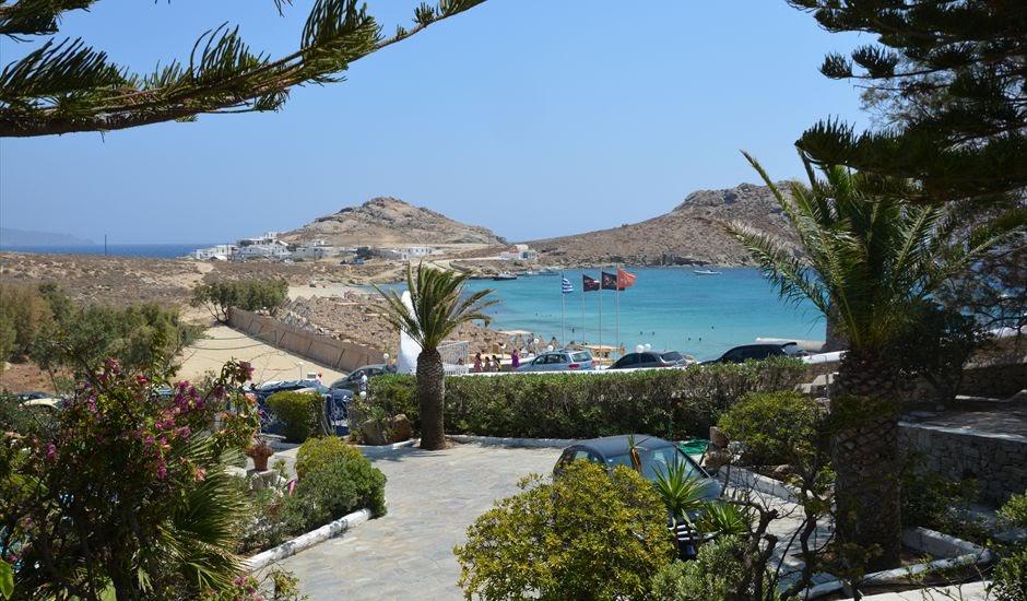 Beach House, Kalafati, Mykonos