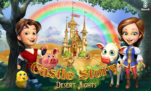 Castle Story: Desert Nights™ screenshot 12