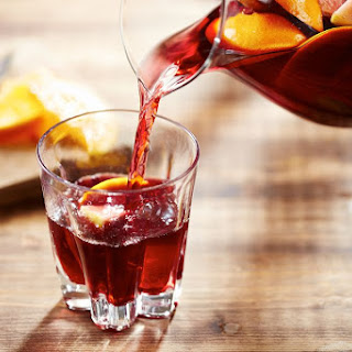 Basic Red Wine Sangria.