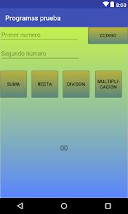 Calculadora de practica(+CODIGO) - náhled