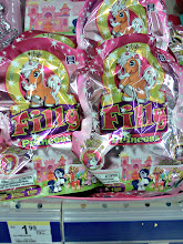 Photo: As I walked down the toy aisle towards the pharmacy I was so tempted to buy these for my daughters at home but they didn't need them.