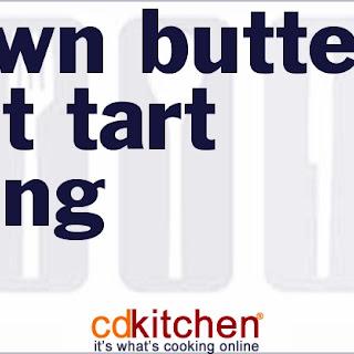 Brown Butter Fruit Tart Filling Recipe