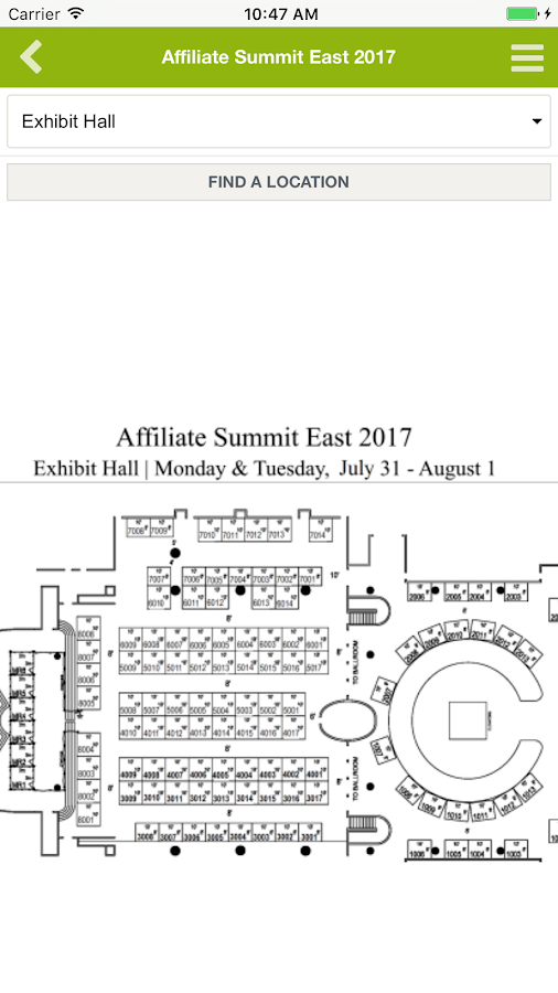 Affiliate Summit East 2017- screenshot