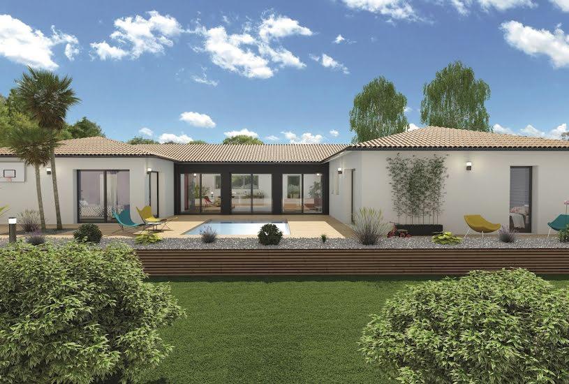 Vente Terrain + Maison - Terrain : 2427m² - Maison : 182m² à Gardonne (24680)