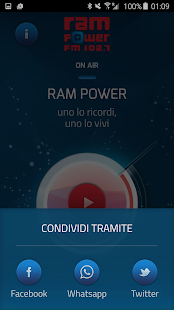 Ram Power Screenshot