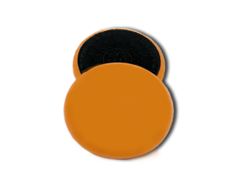 Polerrondell Top Tool Orange, 135mm