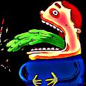 Vomit Puke Funny Sounds icon