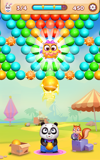 Panda Bubble Mania: Free Bubble Shooter 2019 1.08 screenshots 9