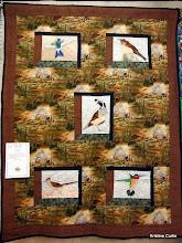 "Photo: #105-M, Jan Tuttle, ""Desert Birds"""