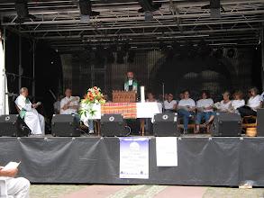 Photo: Gottesdienst- Juli