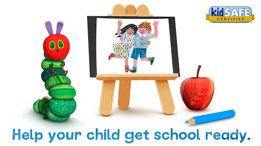 The Very Hungry Caterpillar Play School screenshots 1