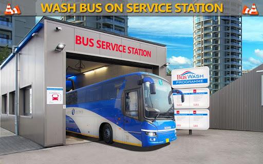 Gas Station Bus Driving Simulator 1.2 screenshots 8
