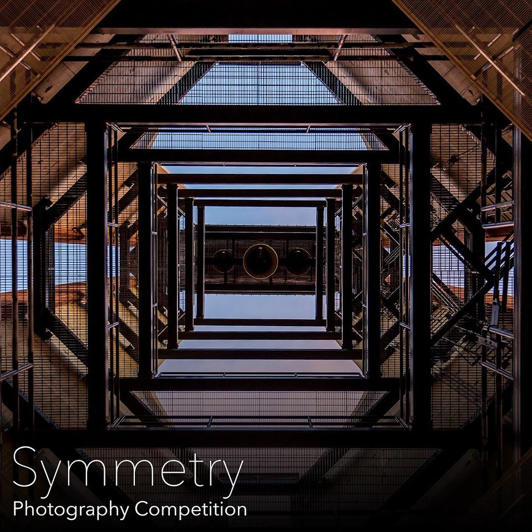 Symmetry Photography Competition. Symmetry is all around us, find, capture and submit such images and win amazing prizes