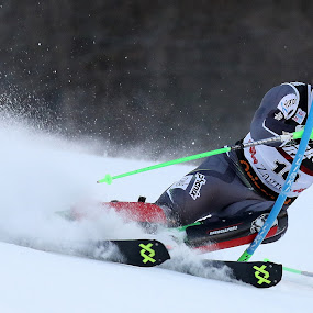 Sebastian Foss Solevaag by Igor Martinšek - Sports & Fitness Snow Sports