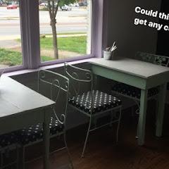 Small sitting area