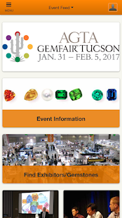 AGTA GemFair- screenshot thumbnail