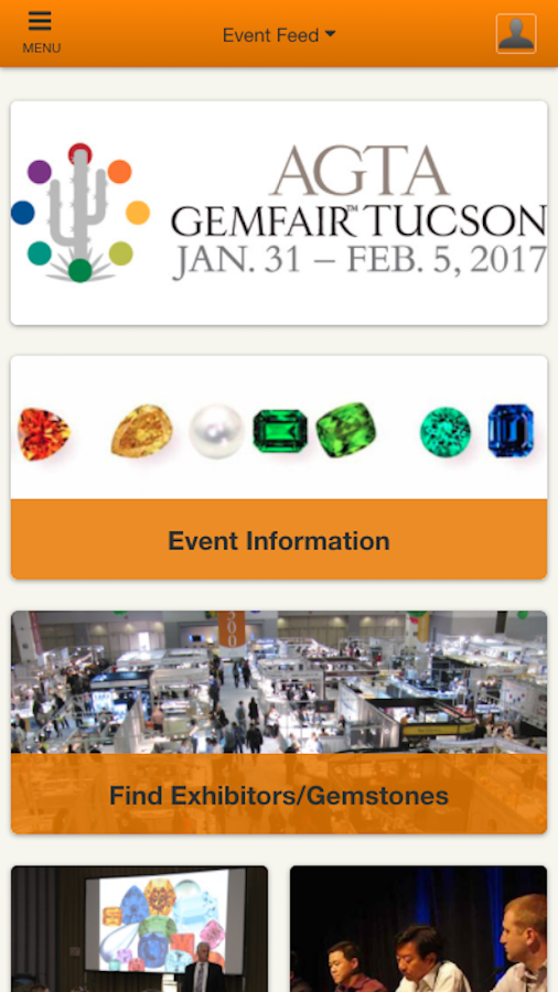 AGTA GemFair- screenshot