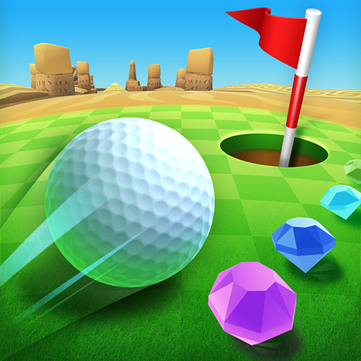 Mini Golf King - Multiplayer Game icon