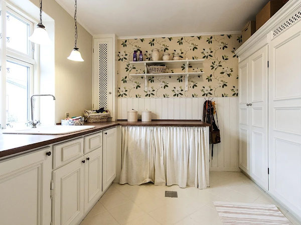 Your Neglected Utility Room Can Look Great. Here's What To Do