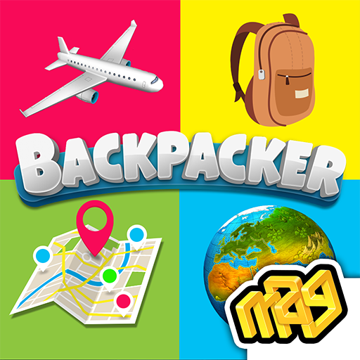 Backpacker™ - Travel Trivia Game Icon