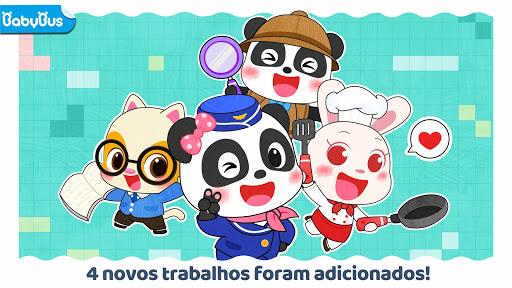 Cidade do Bebê Panda: Meu sonho screenshot 1