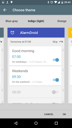 AlarmDroid screenshot 3