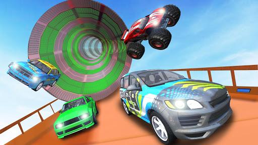 Ramp Car Stunt Races GT Car Impossible Stunts Game 1.0.59 screenshots 3