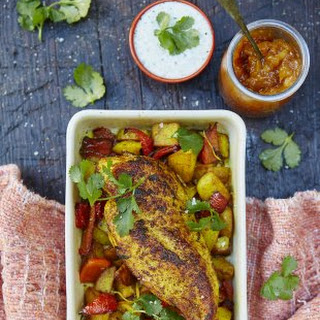 Turmeric Chicken Breasts Recipes
