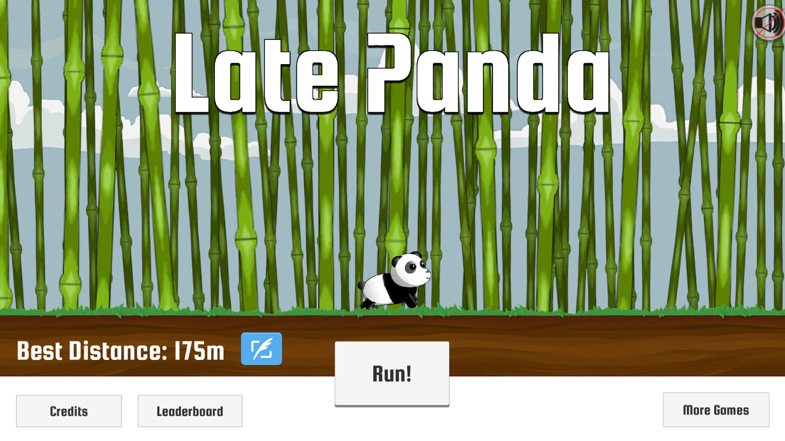 Late Panda- screenshot