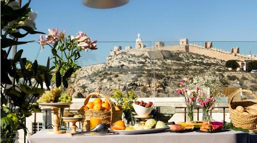 Las 6 azoteas con más encanto en Almería