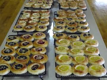 Kolache - Czech Pastry