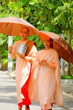 Photo: Year 2 Day 55 - Nuns in Mandalay #2