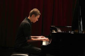 Photo: Thomas Eikenaar tijdens het Jan Pasveerconcours 2012  Fotografie: Ardito / Jan-Evert Zondag