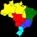Brazil States Geography Match icon