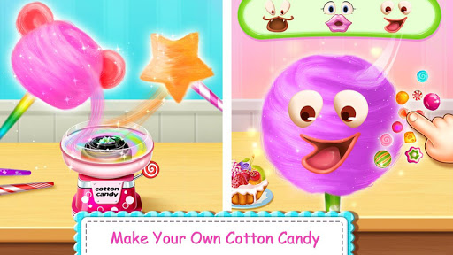 ud83dudc9cCotton Candy Shop - Cooking Gameud83cudf6c 5.2.5009 screenshots 3